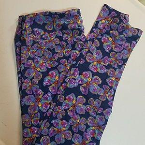 LULAROE tall/curvy TC leggings